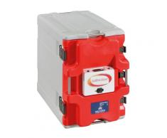 Thermobehälter AF 12, Frontlader 1/1 GN, mit Aktiver Tür, beheizt, digital, ETERNASOLID®