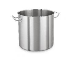 WAS Germany - Fleischtopf Cookware 52, Ø 45 cm, 44 ltr., Chromnickelstahl (5205450)