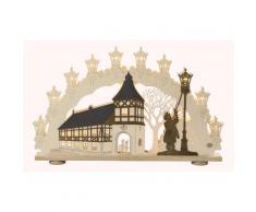 Lichterbogen-3-D ''Altstadtromantik''