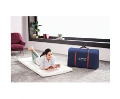 Yatas Compact Guest Bed Gästematratze 80 x 200 cm, 6 cm Höhe