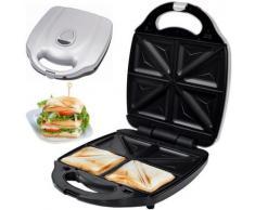 Sandwichmaker XXL mit Wechselplatten