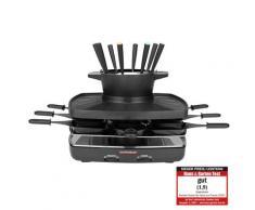 Gastroback Raclette Fondue Set Family and Friends Artikel-Nr.: 42567, 2 in 1 - Raclette + Fondue