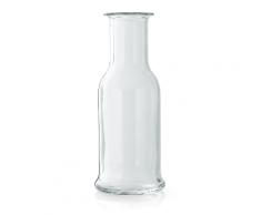 WAS Germany - Karaffe Set 12-teilig, 0,89 ltr., geeicht 0,75 ltr., Ø 6,5 cm, Glas (1768075)