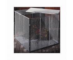 BRISTA Deckel für Komposter Deckel für Komposter 80 x 80 cm