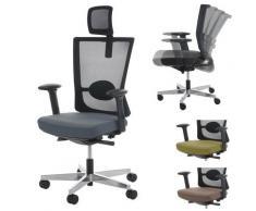 Bürostuhl MERRYFAIR Forte, Schreibtischstuhl Drehstuhl, ergonomisch ~ Variantenangebot