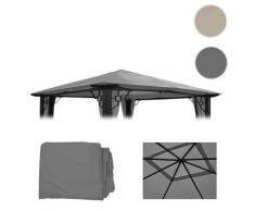 Ersatzbezug für Dach Pergola Pavillon Mira 3,5x3,5m ~ Variantenangebot