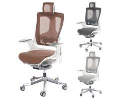 Bürostuhl MERRYFAIR Wau 2, Schreibtischstuhl Drehstuhl, Polster/Netz, ergonomisch ~ Variantenangebot