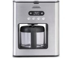 Kaffeemaschine Persona CMM610, gebürstetes Aluminium