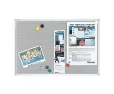 Textil-Pinnwand »Pin´n´Mag PM3612« 60 x 45 cm grau, Franken