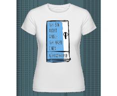 Ich Habe Einen Kühlschrank - Shirtinator Frauen T-Shirt