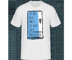 Ich Habe Einen Kühlschrank - Shirtinator Männer T-Shirt