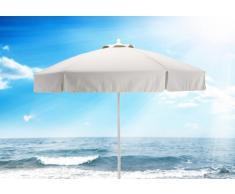 Sonnenschirm Gartenschirm weißen UV Schutz BALEARI
