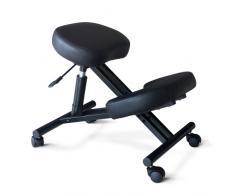 Orthopädischer Stuhl für Büro Metal ergonomisch bequem