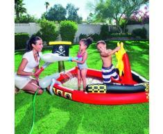 Intex 53041Bestway Planschbecken Pirate aufblasbares Kinder Spielzeug