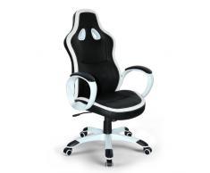 Sportsitz Racing Bürostuhl Kunstleder ergonomischen Stuhl SUPER SPORT