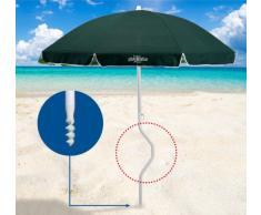 Strandschirm leicht patentierte Sonnenschirm Baumwolle GiraFacile 2...