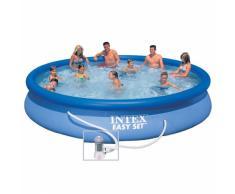 Intex 28158 Easy Set Aufstellpool Quick up pool Rund 457x84