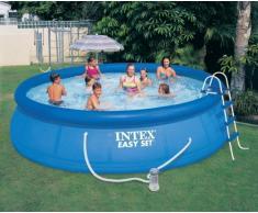 Intex 26166 ex 28166 Easy Set Aufstellpool Quick up pool Rund 457x107