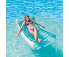 Intex 58856 aufblasbare Luftmatratze Sessel Pool Schwimmbad Strand