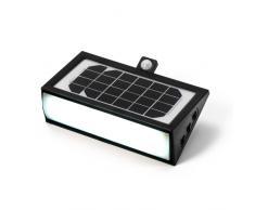 Wandleuchte Außen Garten Solarleuchte Solarlampe Bewegungsmelder 50...