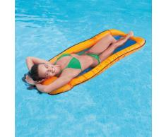 Intex 58836 Mesh Lounge Luftmatratze Pool Lounge Schwimmbad Strand