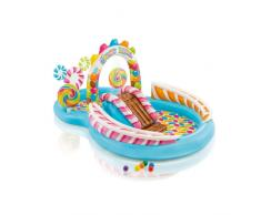 Intex 57149 Candy Play Center aufblasbarer Kinderpool Planschbecken