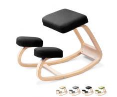 Schwedische hocker ergonomische Stuhl Holz Büro SWING