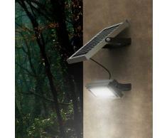 Led Solarleuchte Solarlampe mit Dämmerungssensor Garden SUNLIGHT