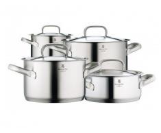 Wmf Kochtopf-Set, 4-Tlg Gourmet Plus