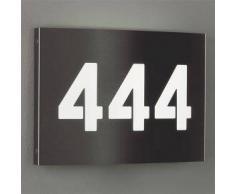 hausnummernleuchte g nstige hausnummernleuchten bei livingo kaufen. Black Bedroom Furniture Sets. Home Design Ideas