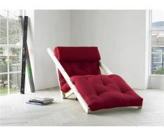 Futon Lounge Sessel, Gestell Kiefer unbehandelt, Karup FIGO, In verschiedenen Farben erhältlich