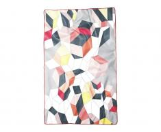 Tagesdecke 130x180cm, für Jugendbett, Flexa Graphic Girl,