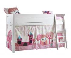 Vorhang Little Princess, für Nischenhöhen von 73cm und 89cm , Lifetime Original, Passend für Nischenhöhen von 73cm und 89cm