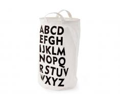 Wäschesack ABC, Childhome, Aufbewahrzungs Tasche,