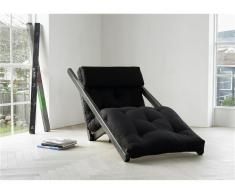 Futon Lounge Sessel, Gestell Kiefer, Farbe Wenge, Karup FIGO, In verschiedenen Farben erhältlich