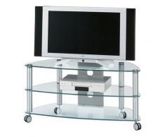 Cuuba By TV-Rack, »CU-SR 1060«, Breite 109,5 cm, JAHNKE Silber
