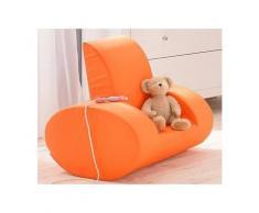 Kindersessel, HOPPEKIDS Orange