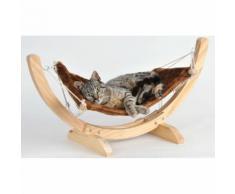 Silvio Design Cat Relax Hängematte - Braun