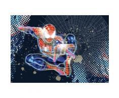 SPIDER-MAN NEON Fototapete 368x254 cm