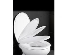 Avena WC-Sitz mit Absenkautomatik Weiß