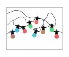 LED Lichterkette 20 Lampen für Pavillon Partyzelt