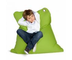 Sitting Bull Mini Bull Sitzsack für Kinder, schwarz