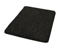 Kleine Wolke Seattle / 55 x 65 cm/Farbe Schiefer Badteppich, Polyester, 55x65x3 cm