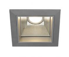 SLV Einbauleuchten LED Downlight Pro S 14.0 x 14.0 x 13.8 cm 162434