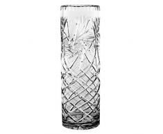 Crystaljulia 3753 Vase Bleikristall, 34 cm