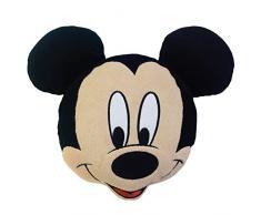 Disney Mickey 042838 3D Kissen Smile, Polyester, 40 x 46 cm