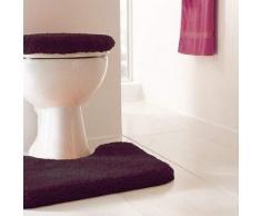 Opal 0900524679 Dyckhoff Badteppich, Deckelbezug 47 x 50 cm, 679, vino