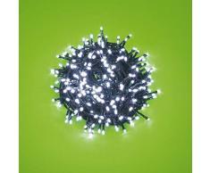 XMASKING Xmas King Lichterkette weiß Weihnachtsbeleuchtung 8024199030879 bunt