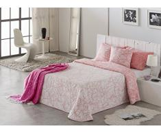 VIALMAN Tagesdecke, pink, 180