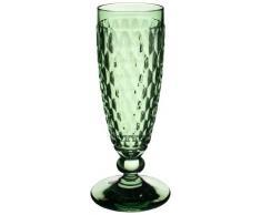 Villeroy & Boch Boston Coloured Sektglas Green, Kristallglas, 163mm